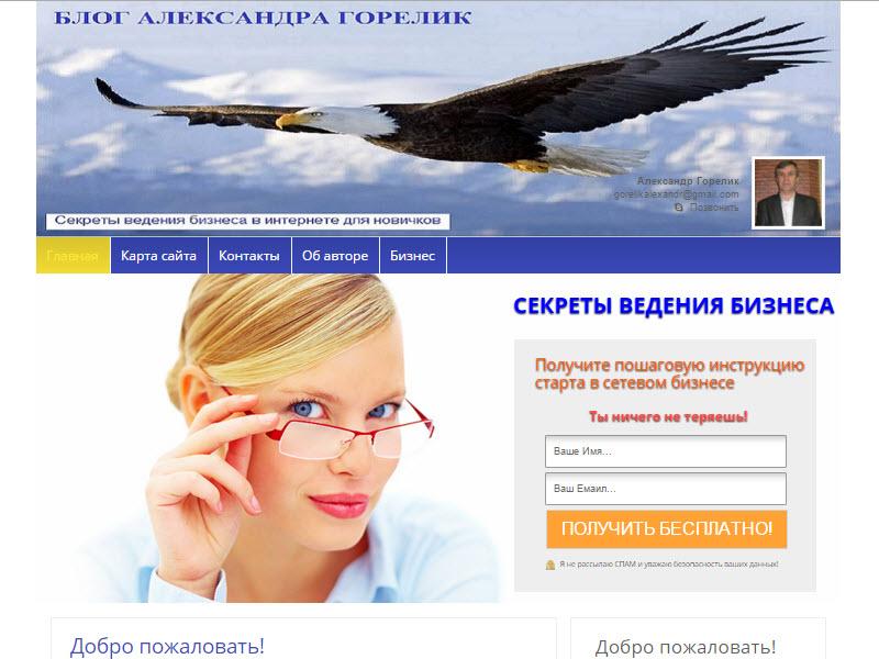 aleksandrgorelik.ru