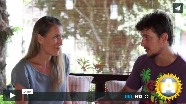 Интервью с Анфисой Бреус