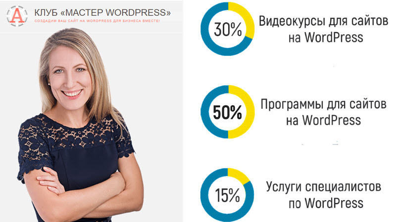 "Партнерская программа клуба ""Мастер WordPress"""