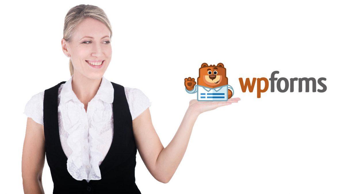 WPForms — лучший WordPress плагин для контактной и других форм